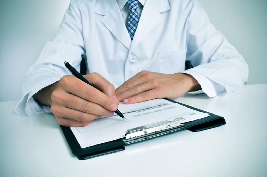 заключение врача сифилидолога